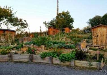 jardin hendaye