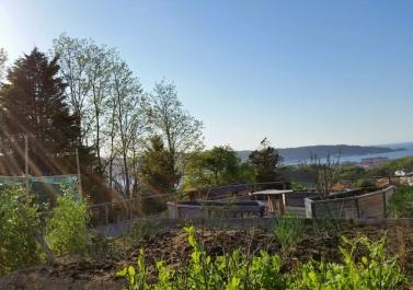 jardin hendaye en mai